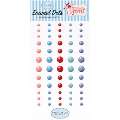 Carta Bella Practically Perfect - Enamel Dots