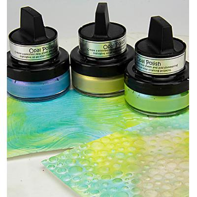 Creative Expressions - Cosmic Shimmer Metallic Gilding Polish