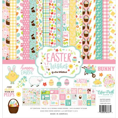 Echo Park Easter Wishes - Easter Wishes Collection Kit