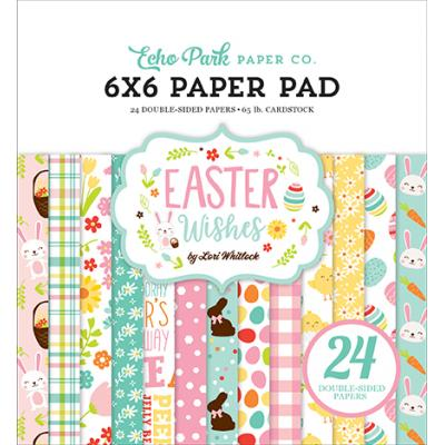 Echo Park Easter Wishes - Paper Pad