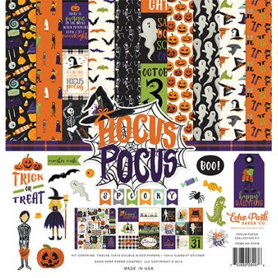 Echo Park Hocus Pocus - Collection Kit