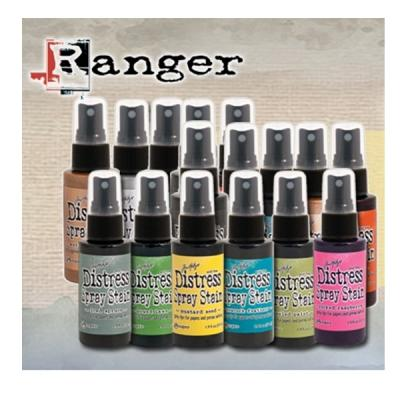 Tim Holtz Ranger Distress Spray Stain